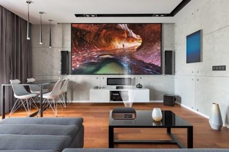 ViewSonic presenta proyector LED M2 portátil y sonido Harman Kardon
