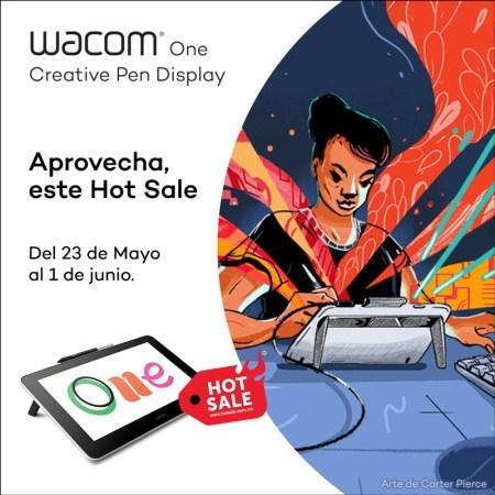 Las ofertas de Wacom en la séptima edición del Hot Sale 2020