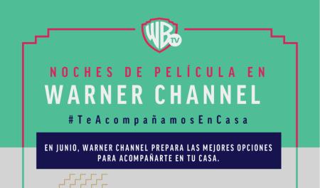 Programación especial de Junio por Warner Channel
