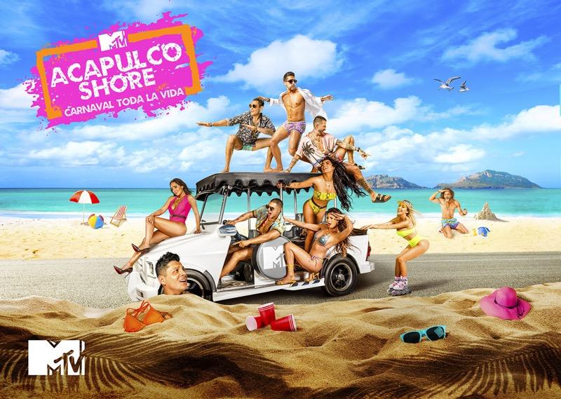 ¿Dónde y cómo ver la nueva temporada de Acapulco Shore? - acapulco-shore-temporada-800x569