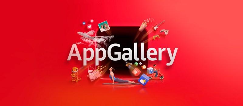 Nuevas aplicaciones a la AppGallery de Huawei - appgallery