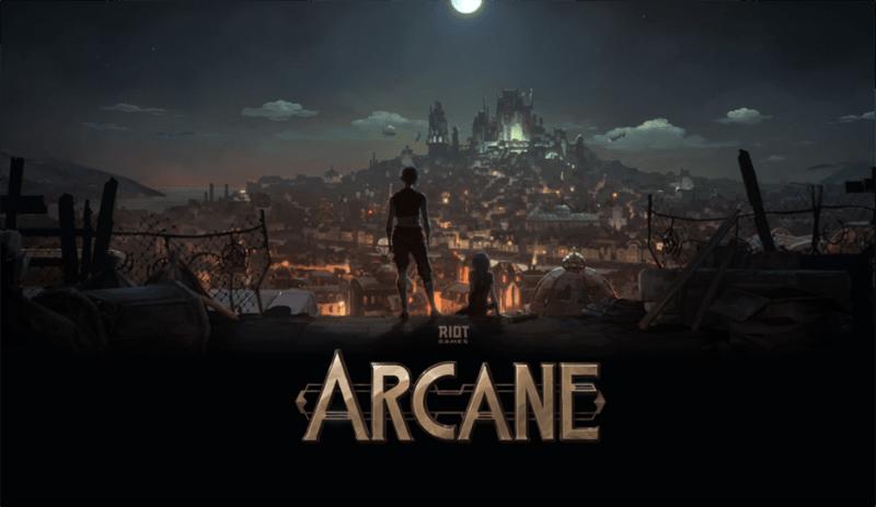 Arcane: serie animada de Riot Games - arcane-riot-games-800x463