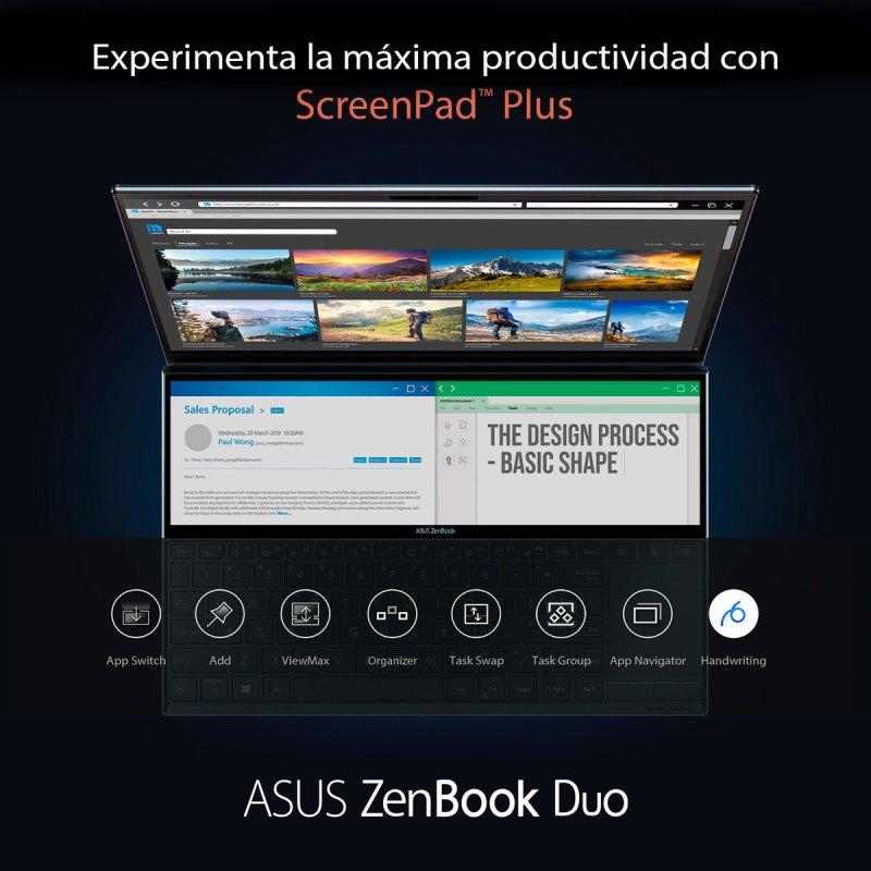 Laptops para el día del padre, de acuerdo a su personalidad - asus-zenbook-duo-screen-800x800