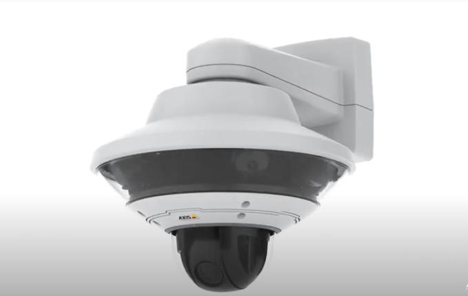 AXIS Q6010-E Network Camera, una cámara ideal para vistas panorámicas - axis-q6010-e-network-cam