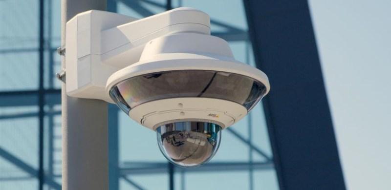 AXIS Q6010-E Network Camera, una cámara ideal para vistas panorámicas
