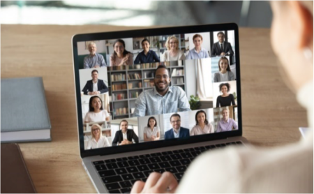 Cómo hacer business video conferences exitosos en inglés