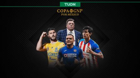 Copa GNP por México: calendario de partidos y horario de transmisión