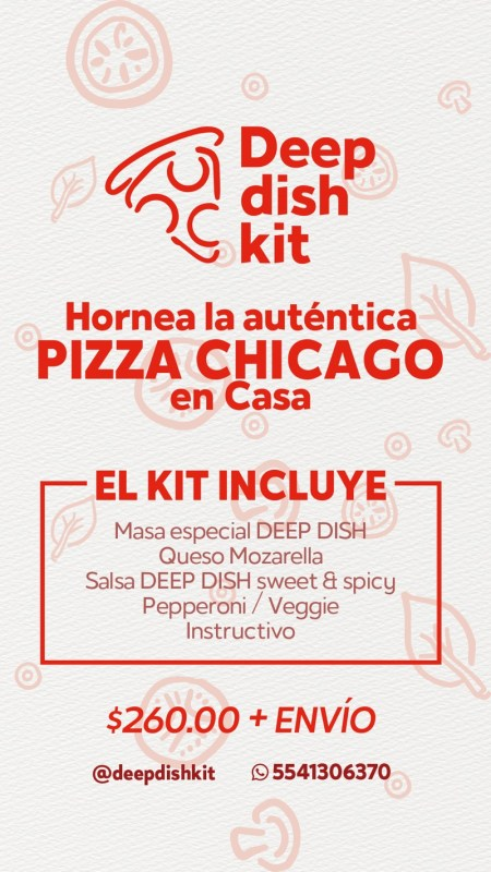 """Deep Dish Kit"", kit a domicilio para hornear una pizza estilo Chicago en casa - deep_dish_kit_menu-3"