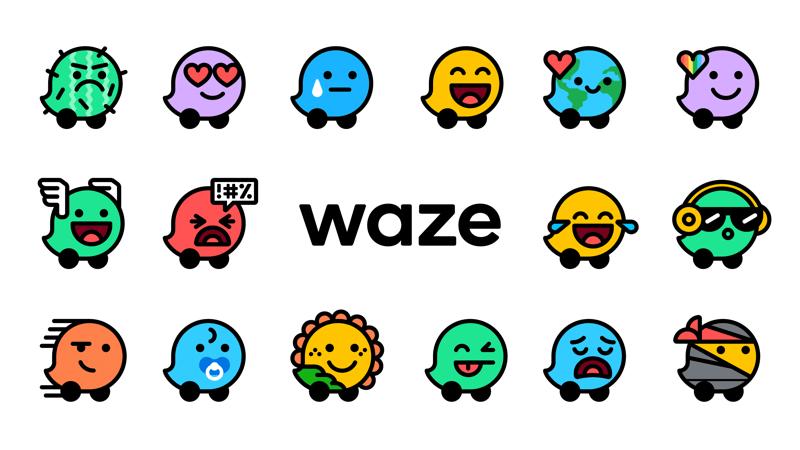 Estados de ánimo y colores en al ruta, así lucirá Waze - estados-de-animo-colores-ruta-waze_1-800x450