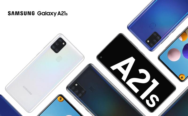 Galaxy A31, A21s y A11 llegan a México ¡conoce sus características y precio! - galaxy-a21s-samsung-800x494