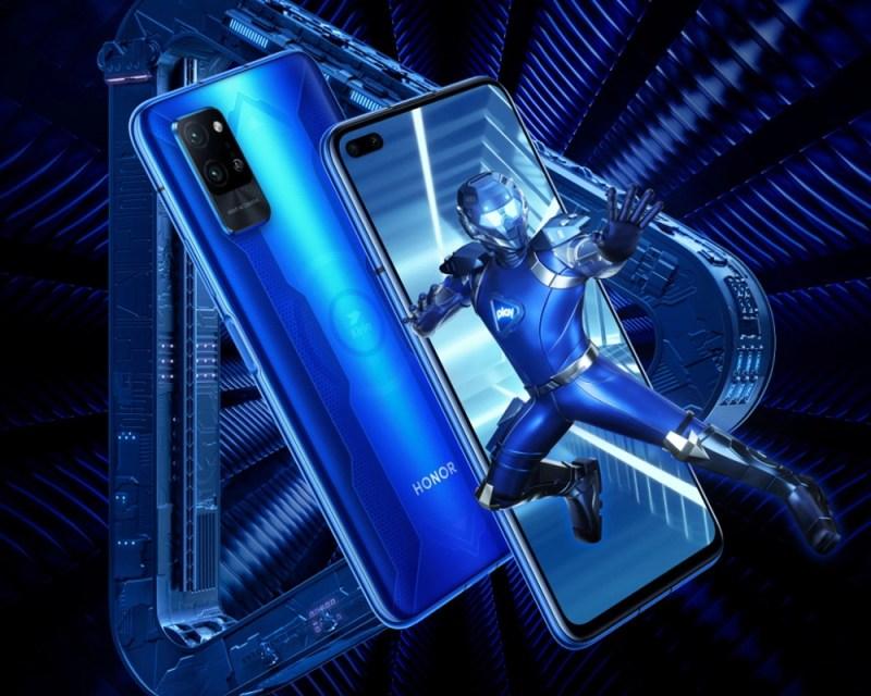 Honor lanza un smartphone que puede medir la temperatura corporal - honor-play-4-5g-pro