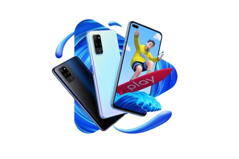 Honor lanza un smartphone que puede medir la temperatura corporal - honor-play-4-pro_3