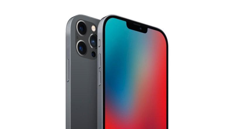 Los iPhone 2020 llegarán más tarde de lo esperado: CEO de Broadcom - iphone-12-render