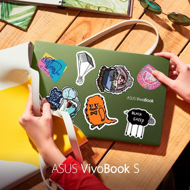 5 cosas que hacen única a la laptop VivoBook S de ASUS - laptop-vivobook-s-asus