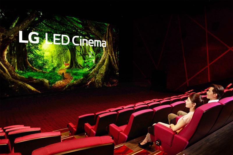 LG presenta la primer pantalla de cine LG LED Cinema Display y envolvente audio de Dolby Atmos - lg-led-cinema-display