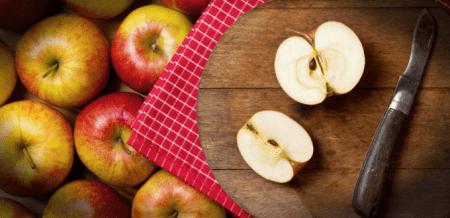 Una manzana al día impulsa tu bienestar