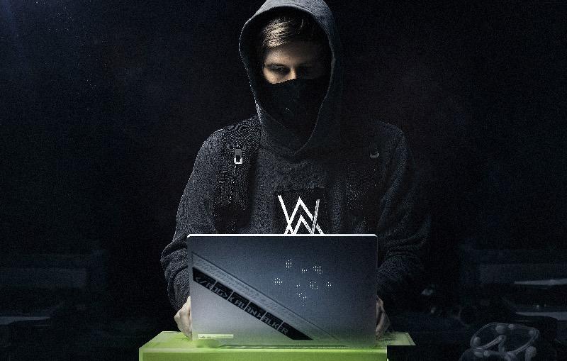 ASUS Republic Of Gamers anuncia colaboración con DJ Alan Walker - rog_zephyrus_g14_asus-draft-1-800x509