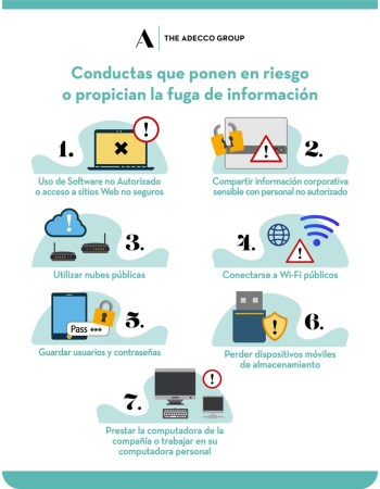 Recomendaciones de seguridad digital al hacer home office