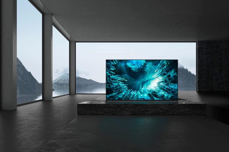 Sony presenta nueva línea de pantallas 8K LED, 4K OLED, y 4K LED - sony_8k_z8h_6-1-800x533