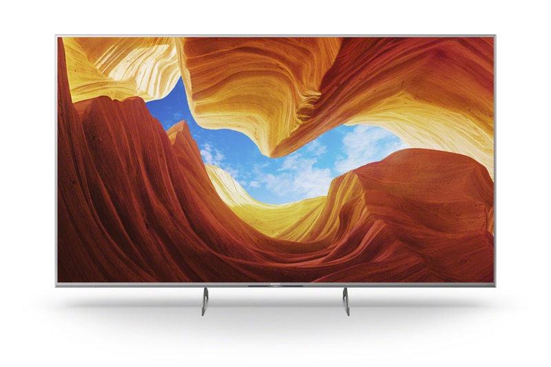 Sony presenta nueva línea de pantallas 8K LED, 4K OLED, y 4K LED - sony_x90h_1-800x533