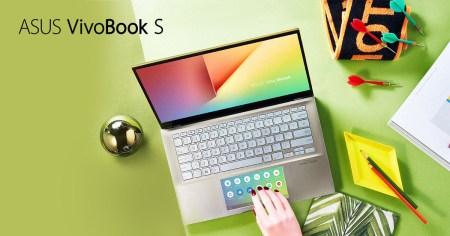 5 cosas que hacen única a la laptop VivoBook S de ASUS
