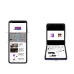 YouTube con nueva optimización para Galaxy Z Flip