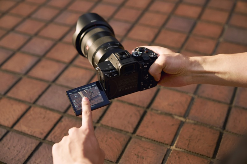 Sony Alpha 7S III, nueva cámara full-frame con objetivos intercambiables - a7s-iii_sony