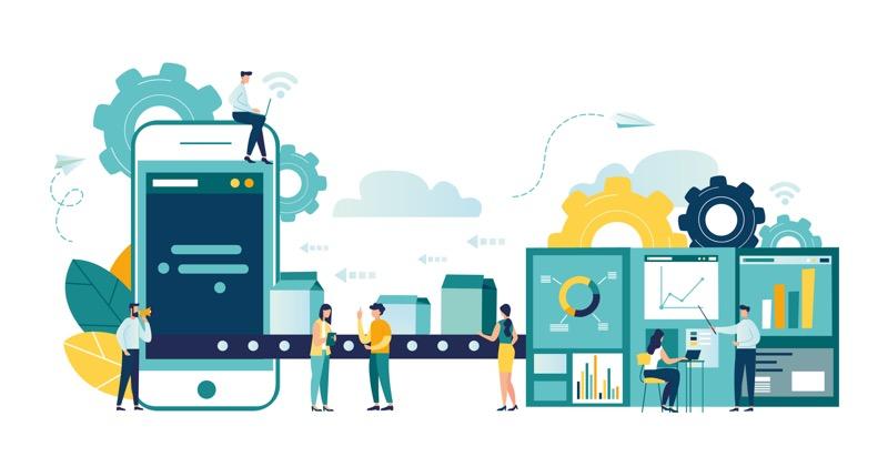 ¿Qué significa para las empresas una automatización inteligente? - automatizacion-inteligente-800x421