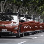 Nuevas empresas automotrices desarrollan vehículos con la plataforma de procesamiento NVIDIA DRIVE AGX