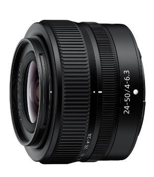 Cámara Z 5 Nikon de formato FX innovadora con variedad de funciones - camara-z-5-nikon_lente