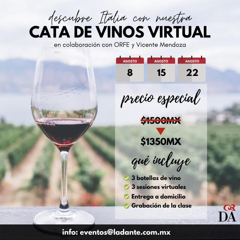 Cata virtual de vino italiano por la Sociedad Dante Alighieri - cata-virtual-de-vino-italiano-800x800