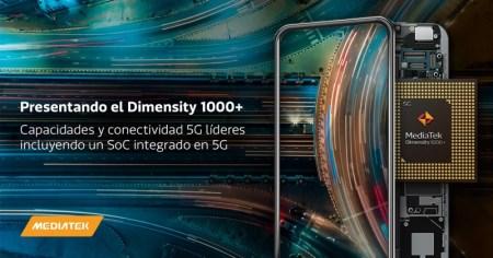 Las mejores 10 características del MediaTek Dimensity 1000+