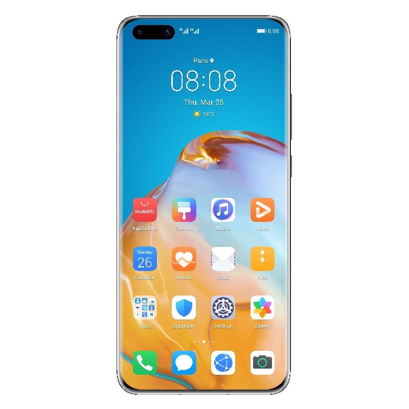 Huawei P40 Pro Plus ¡ya disponible en México! - elsa_plus_black_ceramic_widget_front