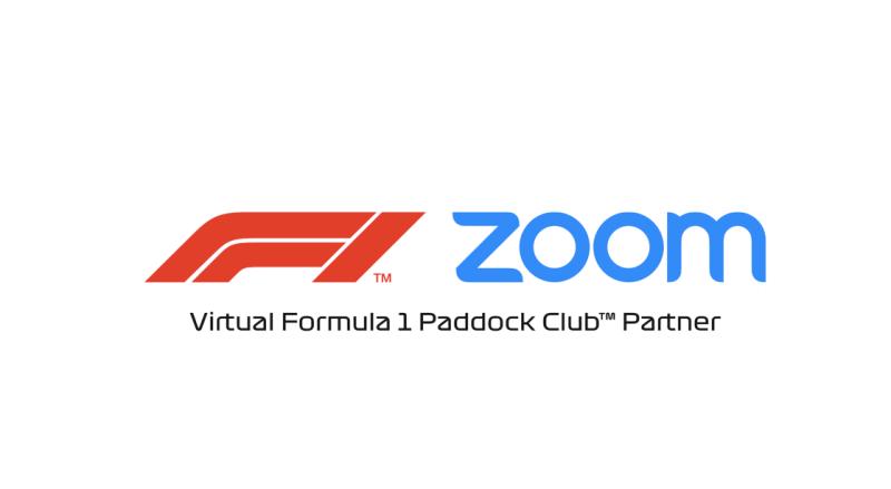 Formula 1 y Zoom anuncian la primera asociación de Virtual Paddock Club - formula-1-zoom-virtual-paddock-club-800x439