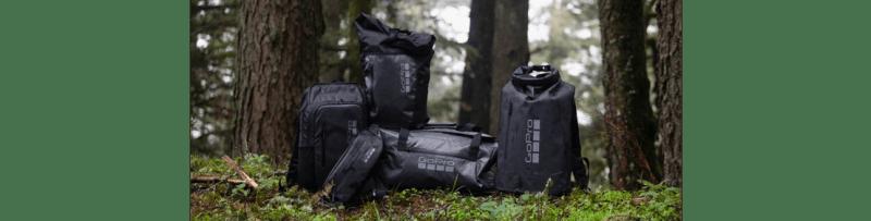 GoPro lanza nueva línea de backpacks, ropa y accesorios Lifestyle Gear - gopro-lifestyle-gear-800x203