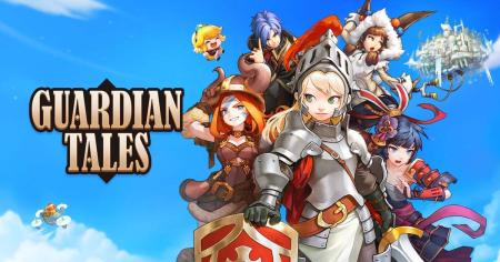 El juego de acción y aventura Guardian Tales abre su pre-registro desde hoy