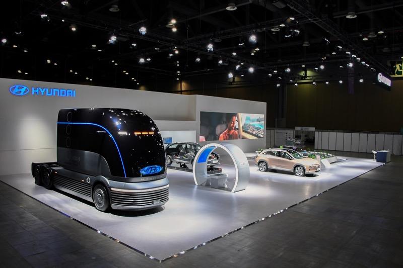 Hyundai presenta el futuro del hidrógeno en H2 Mobility + Energy Show 2020
