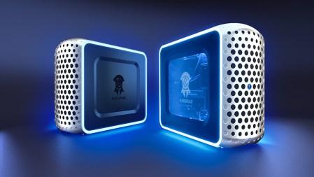 Konami entra al mercado de las PC gamer con su nueva gama Arespear