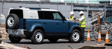 Land Rover Defender Hard Top: la nueva variante comercial 4X4