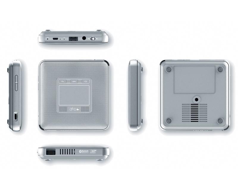 Mini proyector portátil Canon Rayo S1, proyecta en donde y cuando quieras - mini-proyector-rayo-s1-canon