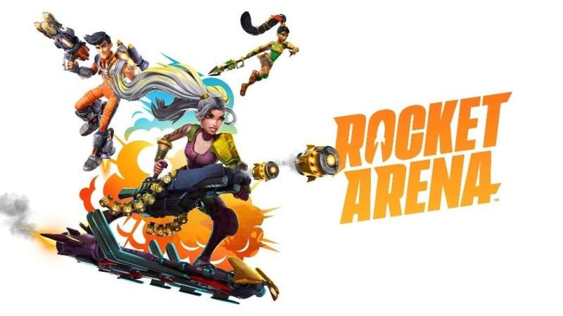 Rocket Arena ya se encuentra disponible - rocket-arena