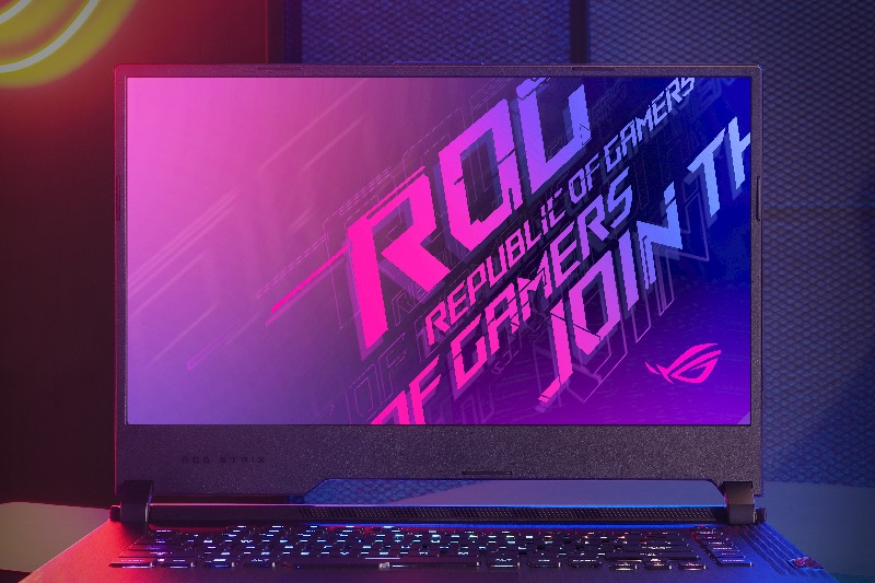 ROG Strix G531: Tu primera laptop Republic of Gamers - rog-strix-g531-asus-800x533