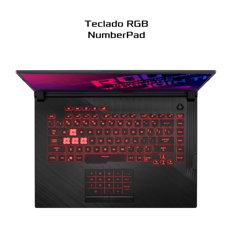 ROG Strix G531: Tu primera laptop Republic of Gamers - rog_strix_g531_asus_laptop_1