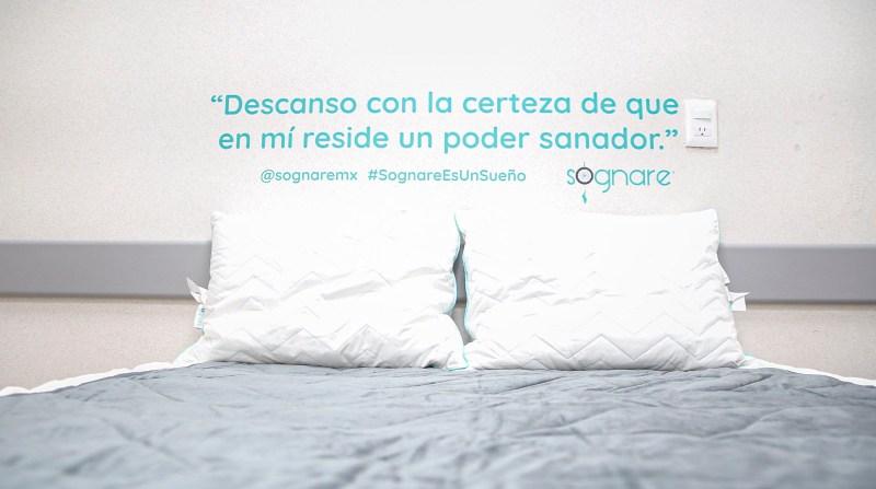 Sognare habilita salas de reposo en hospitales como apoyo al personal médico - sognare_1-800x447
