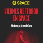 Calendario de las películas de terror por Space