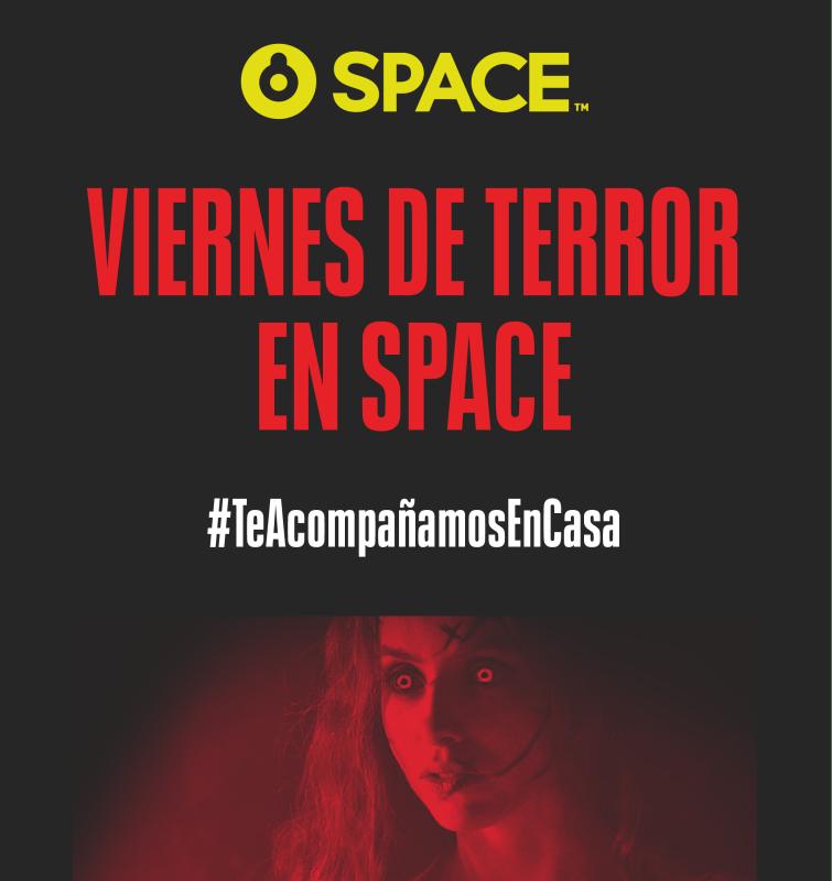 Calendario de las películas de terror por Space - terror-space-755x800