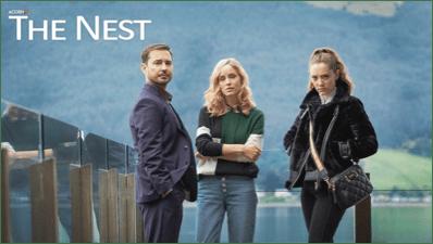 Series Acorn TV para el fin de semana ¡lleno de misterio y thriller psicológico! - the-nest