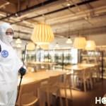Los beneficios de desinfectar espacios laborales y espacios que habitamos