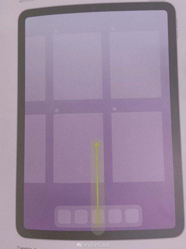 iPad Air 2020: se filtra su manual de usuario. - 0068rshxgy1gi596e3a8uj30sd11utyp