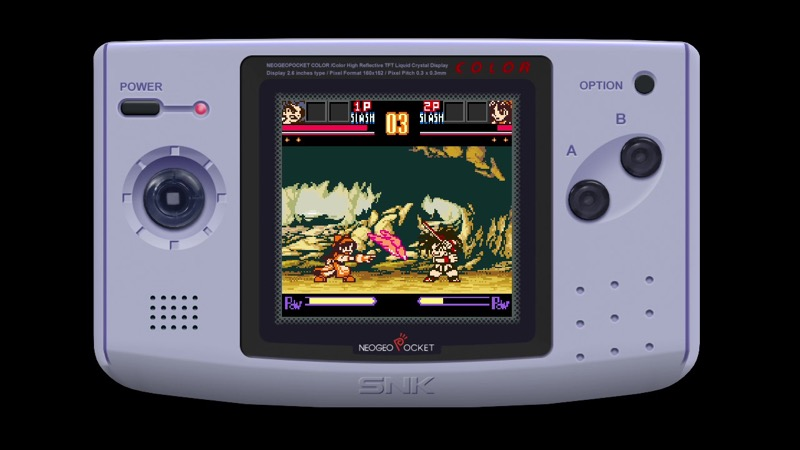 King of Fighters R-2 y Samurai Shodown 2 ¡Disponibles en Nintendo Switch! - 1-samurai-shodown-2